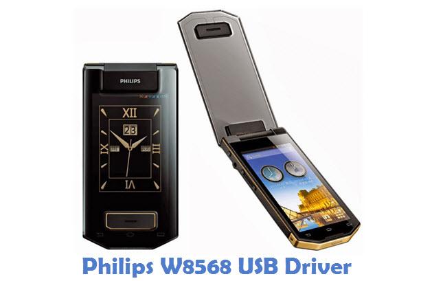 Philips W8568 USB Driver