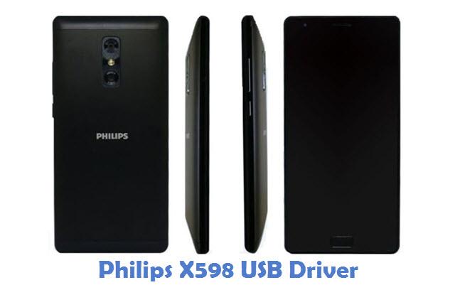 Philips X598 USB Driver
