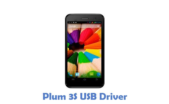 Plum 3S USB Driver