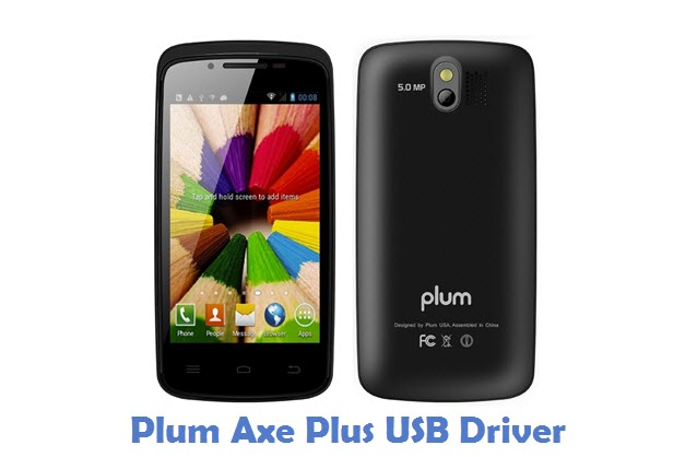 Plum Axe Plus USB Driver