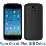 Plum Check Plus USB Driver