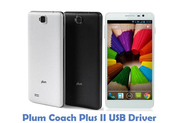Plum Coach Plus II USB Driver