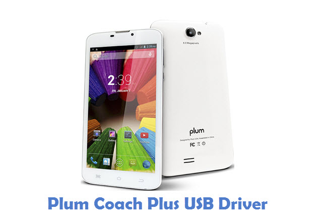 Plum Coach Plus USB Driver
