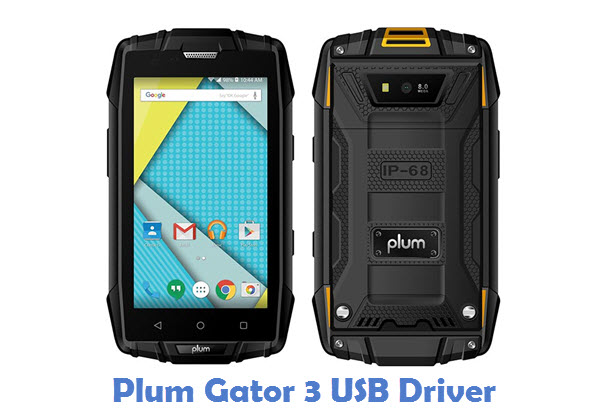 Plum Gator 3 USB Driver
