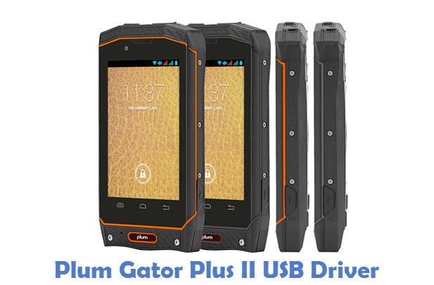 Plum Gator Plus II USB Driver