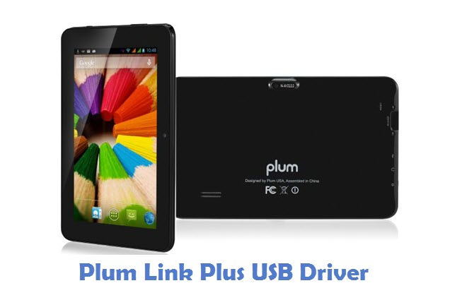 Plum Link Plus USB Driver