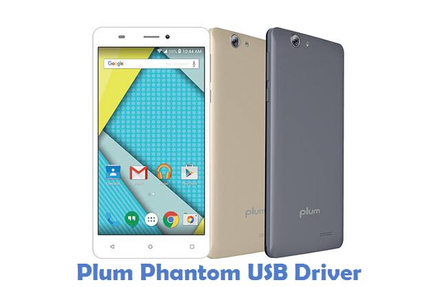 Plum Phantom USB Driver