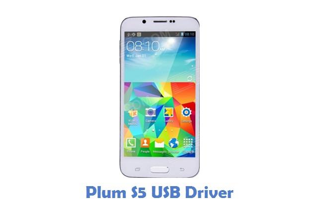 Plum S5 USB Driver