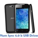 Plum Sync 4.0 b USB Driver