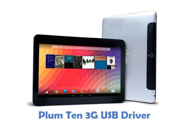 Plum Ten 3G USB Driver