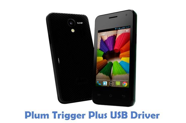 Plum Trigger Plus USB Driver