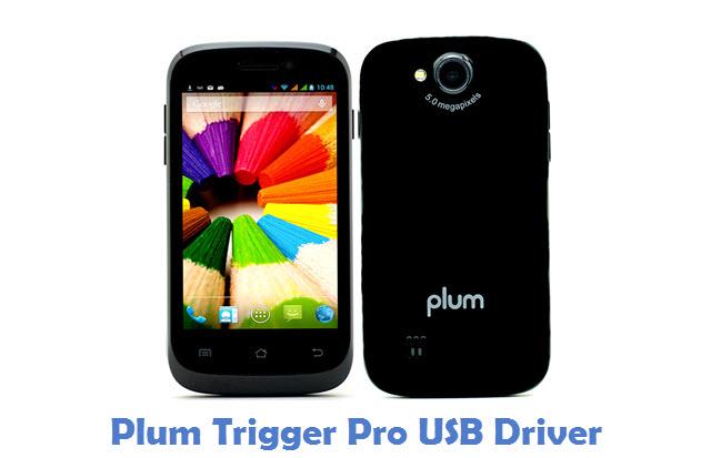 Plum Trigger Pro USB Driver