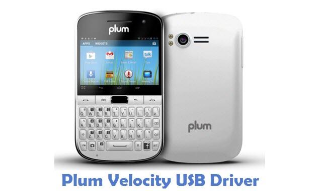 Plum Velocity USB Driver