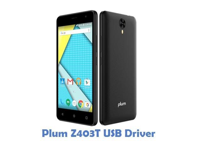 Plum Z403T USB Driver