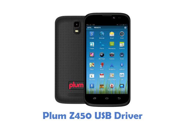 Plum Z450 USB Driver