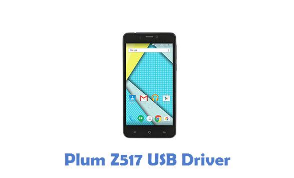 Plum Z517 USB Driver