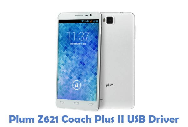 Plum Z621 Coach Plus II USB Driver