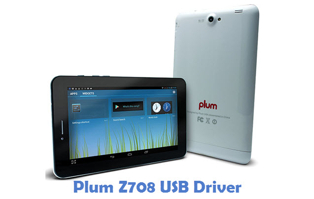 Plum Z708 USB Driver