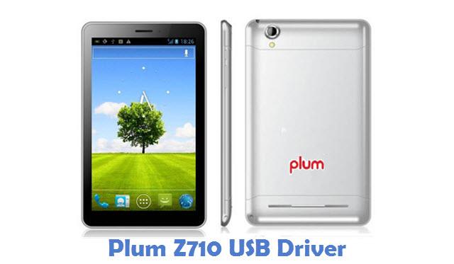 Plum Z710 USB Driver