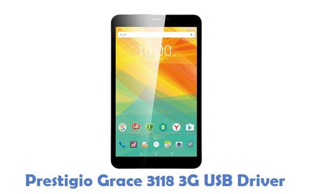Prestigio Grace 3118 3G USB Driver