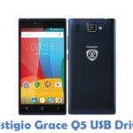 Prestigio Grace Q5 USB Driver