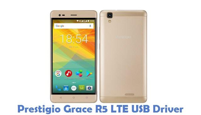 Prestigio Grace R5 LTE USB Driver