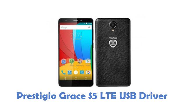 Prestigio Grace S5 LTE USB Driver