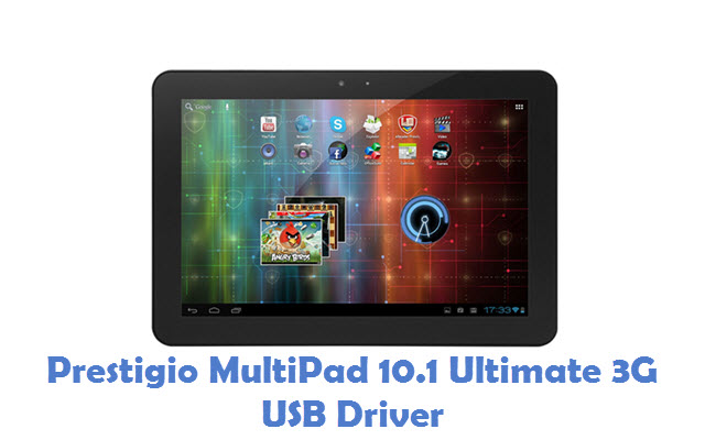 Prestigio MultiPad 10.1 Ultimate 3G USB Driver