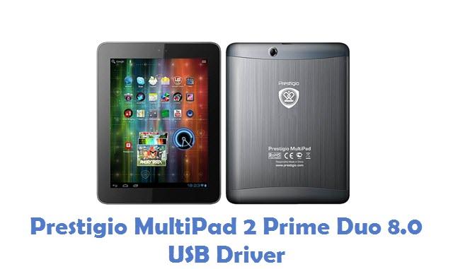 Prestigio MultiPad 2 Prime Duo 8.0 USB Driver