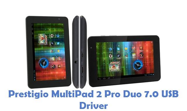 Prestigio MultiPad 2 Pro Duo 7.0 USB Driver