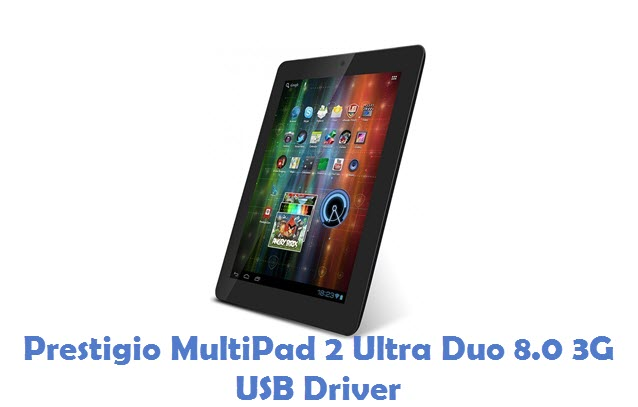 Prestigio MultiPad 2 Ultra Duo 8.0 3G USB Driver