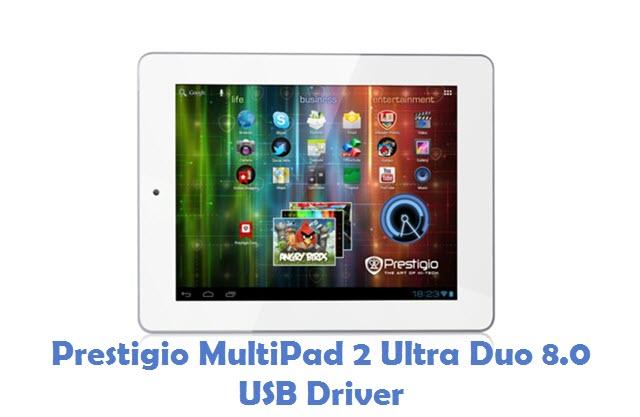 Prestigio MultiPad 2 Ultra Duo 8.0 USB Driver