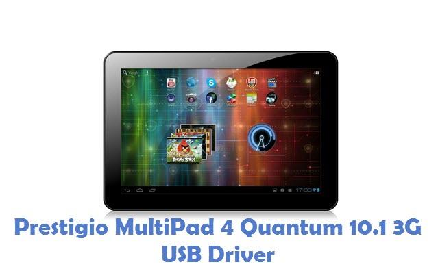Prestigio MultiPad 4 Quantum 10.1 3G USB Driver