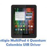 Prestigio MultiPad 4 Quantum 9.7 Colombia USB Driver