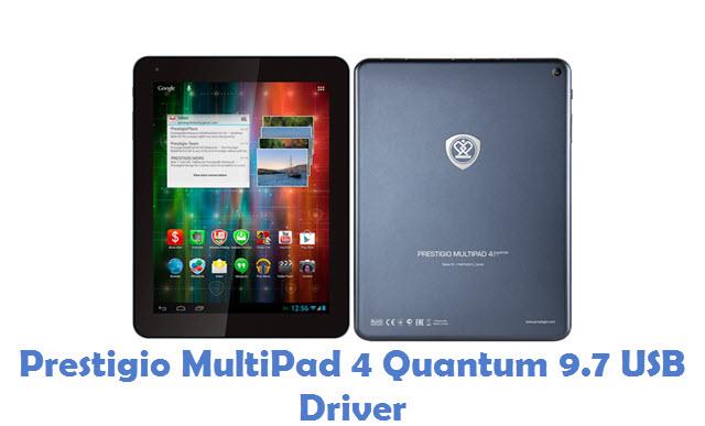 Prestigio MultiPad 4 Quantum 9.7 USB Driver