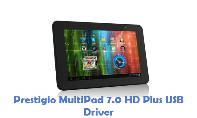 Prestigio MultiPad 7.0 HD Plus USB Driver