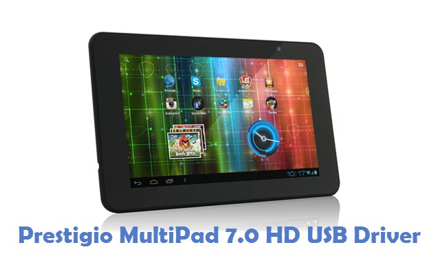 Prestigio MultiPad 7.0 HD USB Driver