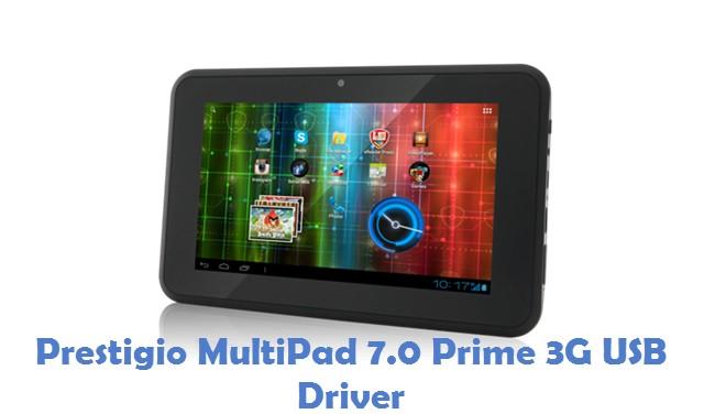 Prestigio MultiPad 7.0 Prime 3G USB Driver