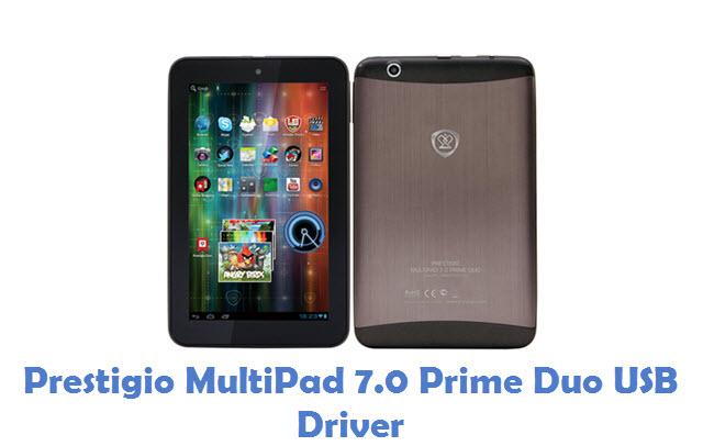 Prestigio MultiPad 7.0 Prime Duo USB Driver