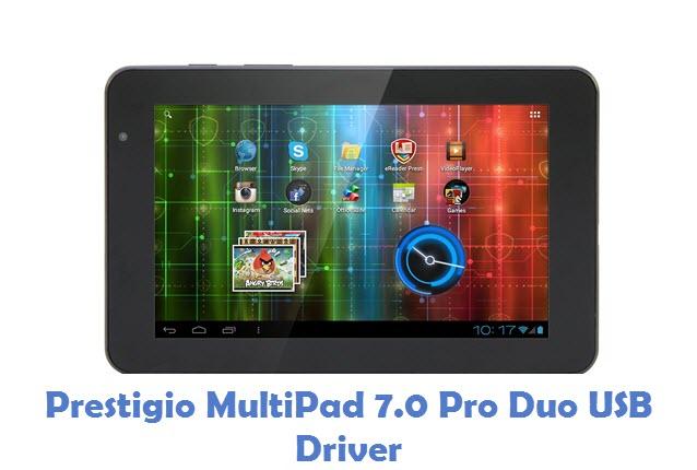 Prestigio MultiPad 7.0 Pro Duo USB Driver