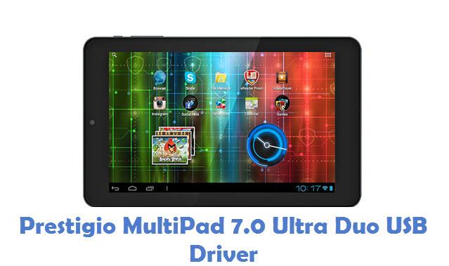 Prestigio MultiPad 7.0 Ultra Duo USB Driver
