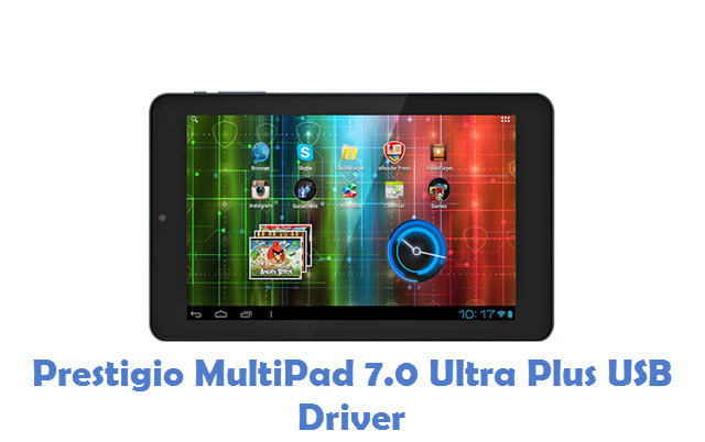 Prestigio MultiPad 7.0 Ultra Plus USB Driver