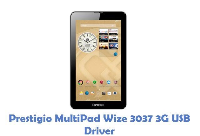 Prestigio MultiPad Wize 3037 3G USB Driver