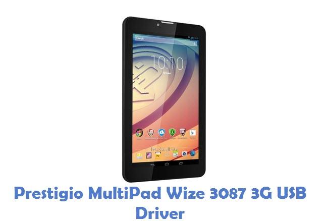 Prestigio MultiPad Wize 3087 3G USB Driver