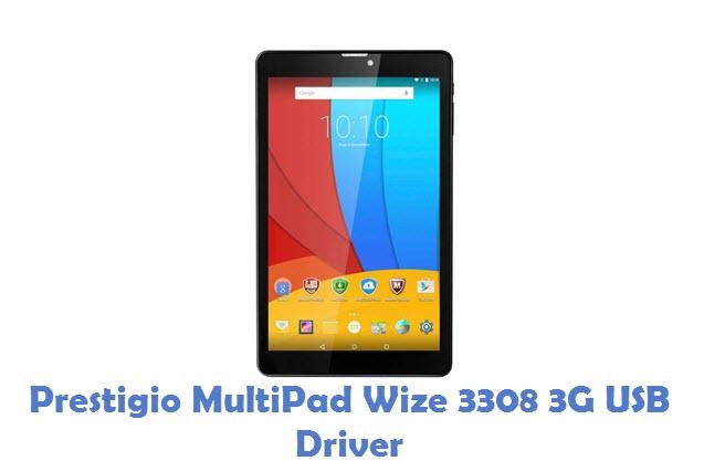 Prestigio MultiPad Wize 3308 3G USB Driver