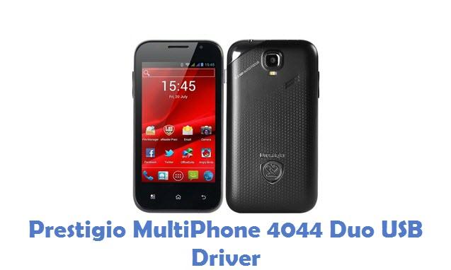 Prestigio MultiPhone 4044 Duo USB Driver