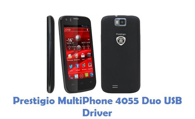 Prestigio MultiPhone 4055 Duo USB Driver