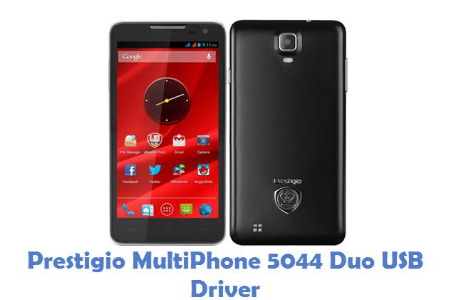 Prestigio MultiPhone 5044 Duo USB Driver