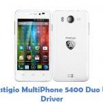 Prestigio MultiPhone 5400 Duo USB Driver