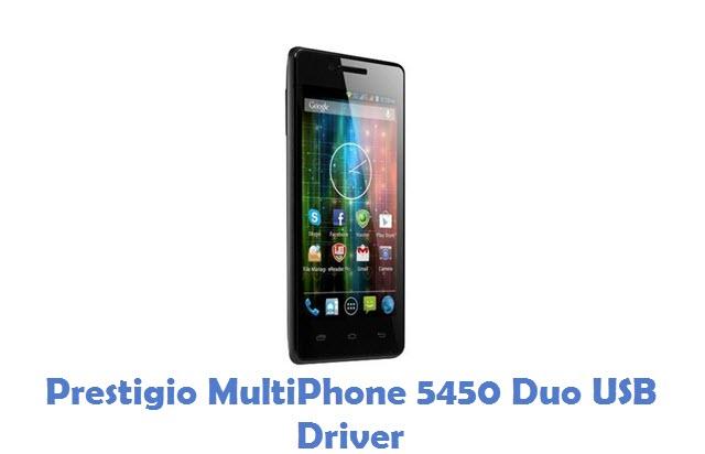 Prestigio MultiPhone 5450 Duo USB Driver
